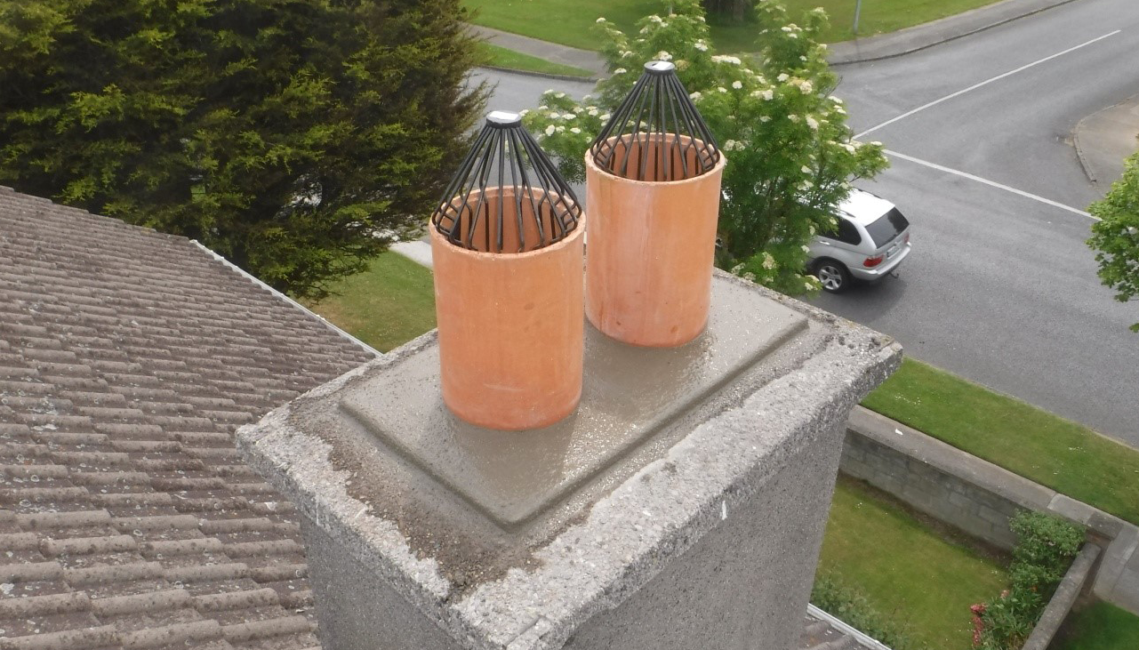 relined chimneys